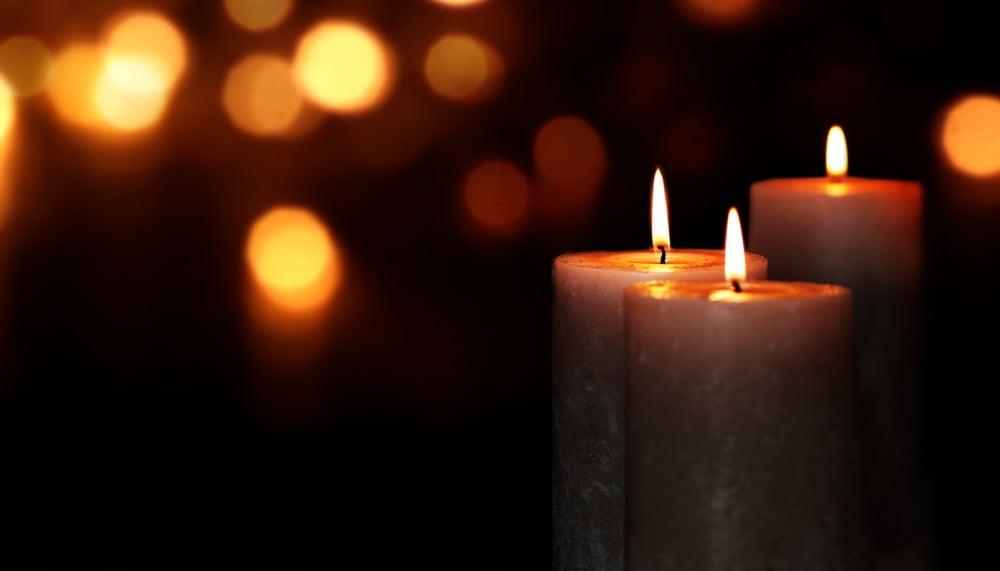 World Wide Candle Lighting Day Gedenken an Sternenkinder