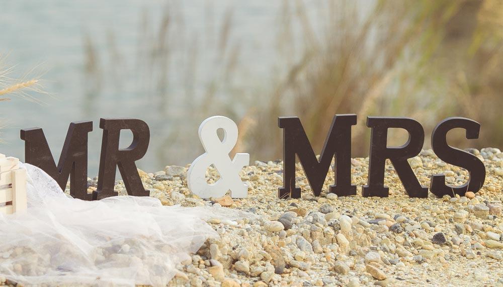 Außergewöhnliche Ideen für Hochzeit
