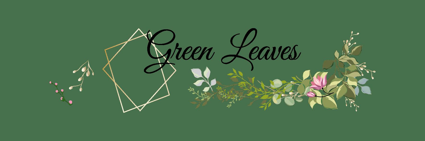 Kollektion Green Leaves