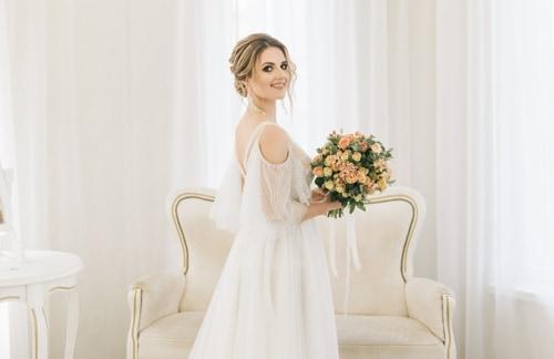 Braut Vintage und Romantik